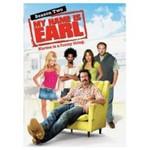 DVD My Name Is Earl - 2ª Temporada (4 DVDs)