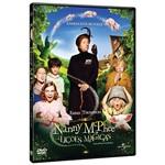 DVD Nanny Mcphee e as Lições Mágicas