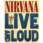 DVD Nirvana - Live And Loud