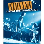 DVD - Nirvana - Live At Paramount