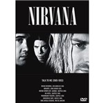 DVD Nirvana - Talk To me 1989 - 1993