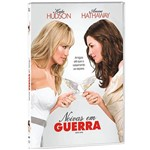 DVD Noivas em Guerra