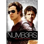 DVD Numb3rs: The Final Season (4 Discos)