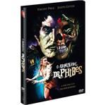 DVD o Abominável Dr.Phibes