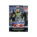 DVD - o Agente Secreto X-9