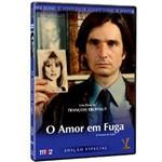 DVD o Amor em Fuga