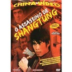 Dvd o Assassino de Shangtung