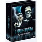 Dvd o Ataúde Macabro (10 Dvds)