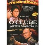 Dvd o Clube das Artes Marciais