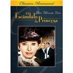 DVD - o Escândalo da Princesa
