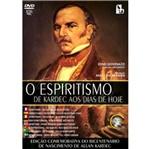 DVD o Espiritismo, de Kardec Aos Dias de Hoje
