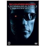 DVD o Exterminador do Futuro 3: a Rebelião das Máquinas