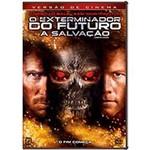 DVD - o Exterminador do Futuro - a Salvação