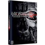DVD o Exterminador do Futuro: Quadrilogia