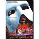 DVD o Fantasma da Ópera no Royal Albert Hall