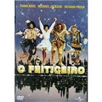DVD o Feiticeiro - Michael Jackson