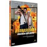 DVD - o Forasteiro - Violência Sem Limite