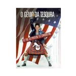 DVD o Gênio da Tesoura