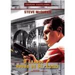 Dvd o Grande Roubo de St Louis - Steve Mcqueen