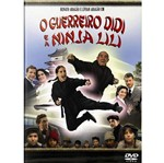 DVD o Guerreiro Didi e a Ninja Lili