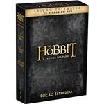 DVD - o Hobbit: a Trilogia Edição Estendida (15 Discos)