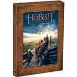 DVD - o Hobbit: uma Jornada Inesperada - Versão Estendida (5 Discos)