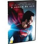 DVD - o Homem de Aço