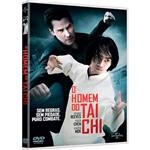 DVD - o Homem do Tai Chi