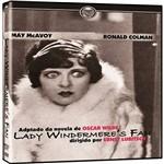 DVD - o Leque de Lady Windermere