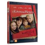 DVD - o Livro de Henry