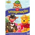 DVD o Livro de Pooh - Diversão com Imaginação