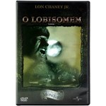 DVD o Lobisomem (Simples)