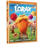 DVD o Lorax - em Busca da Trúfula Perdida