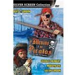DVD o Menino e os Piratas