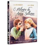 DVD - o Milagre de Anna Sullivan