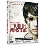 Dvd - o Misterioso Caso de Judith Winstead