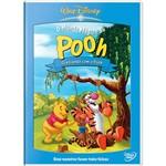 DVD - o Mundo Mágico do Pooh: Crescendo com o Pooh - Volume 8