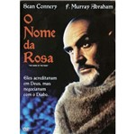 DVD o Nome da Rosa