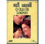 DVD o Óleo de Lorenzo