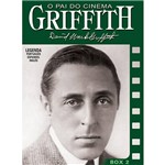 DVD o Pai do Cinema Griffith Box 2