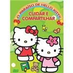 DVD o Paraíso de Hello Kitty - Cuidar e Compartilhar