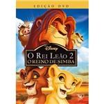 DVD o Rei Leão 2: o Reino de Simba