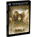 DVD - o Senhor dos Anéis - a Sociedade do Anel - Premium Edition (Duplo)