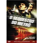 DVD - o Sequestro do Metrô