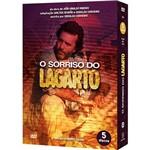 DVD - o Sorriso do Lagarto (5 Discos)