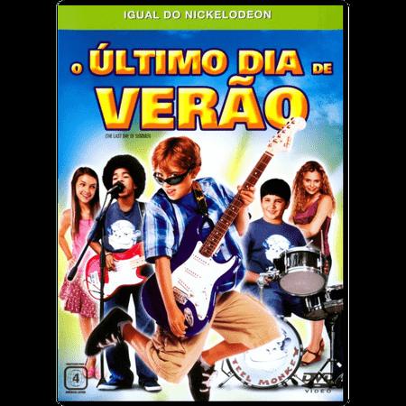 DVD o Último Dia de Verão