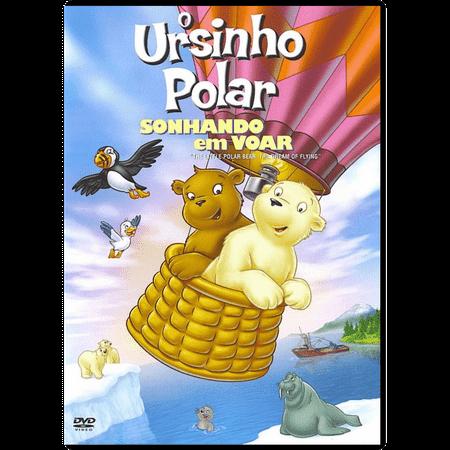 DVD o Ursinho Polar - Sonhando em Voar