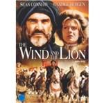 DVD o Vento e o Leão