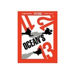 DVD Ocean's Eleven, Twelve And Thirteen HD DVD (3 DVDs)
