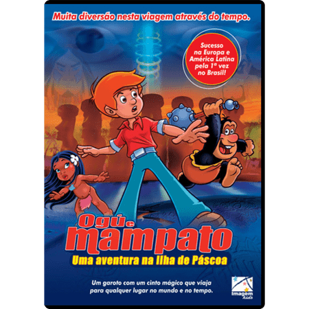 DVD Ogú e Mampato